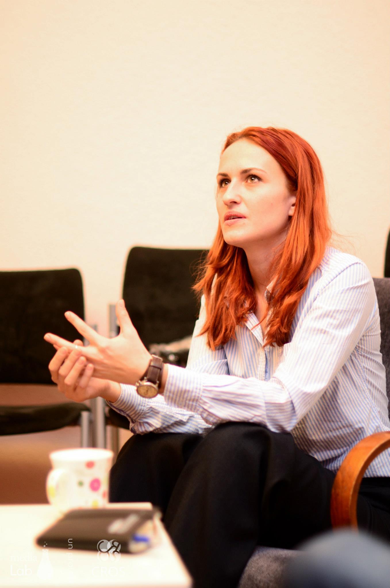 Oana Țoiu – antreprenor social