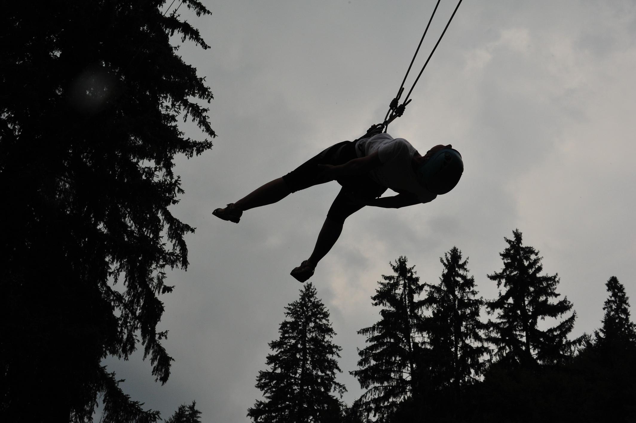 Despre a visa și forme de curaj – Daring @ Camp 2015