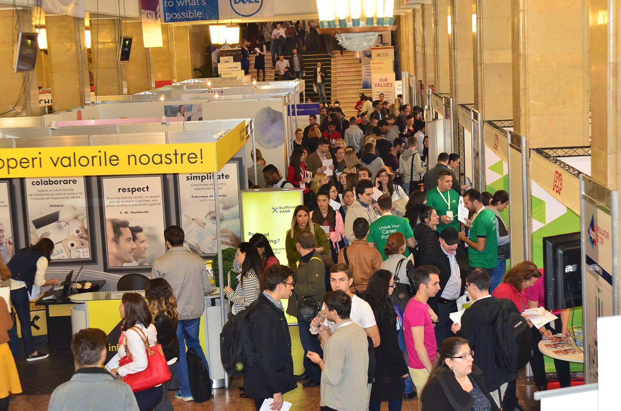 Ce salarii oferă companiile prezente la Angajatori de TOP București și care sunt beneficiile non-salariale?
