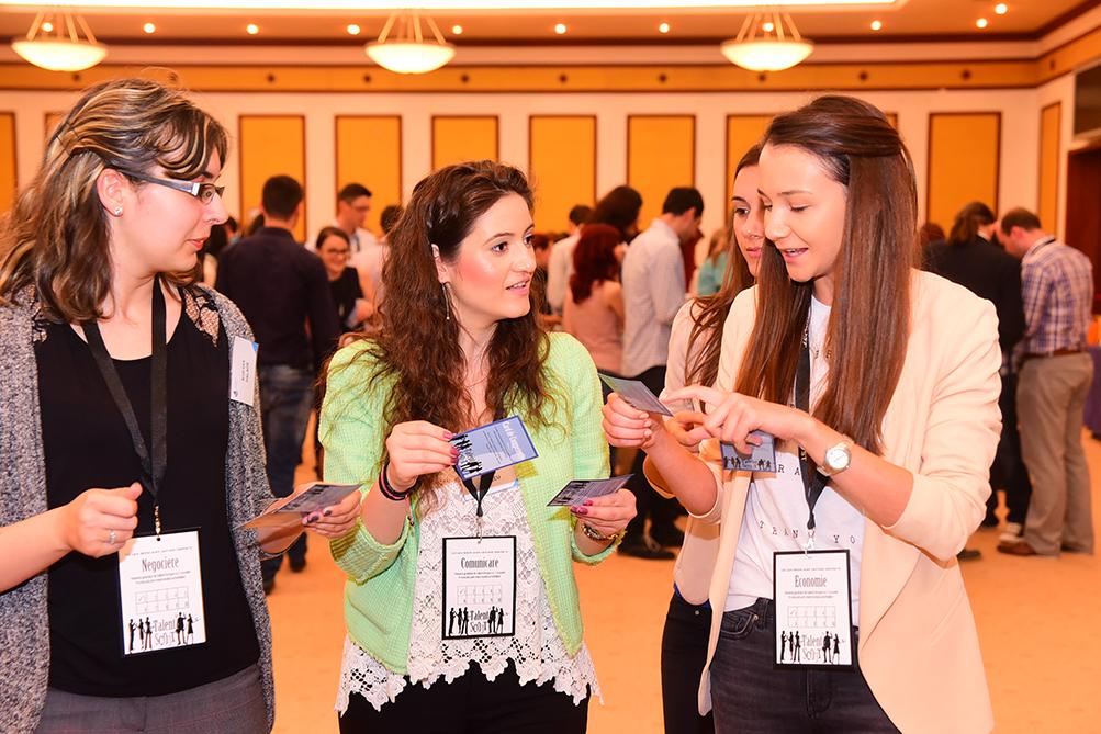 TOP Talents România caută tineri cu potențial