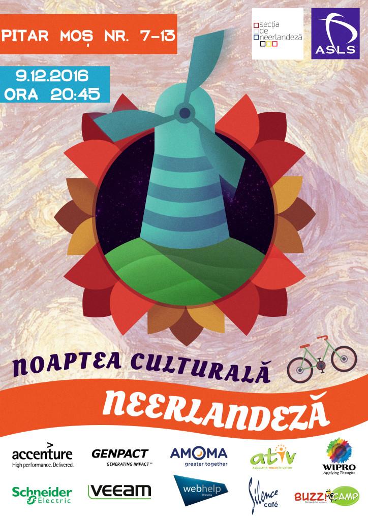 Noaptea Culturală Neerlandeză